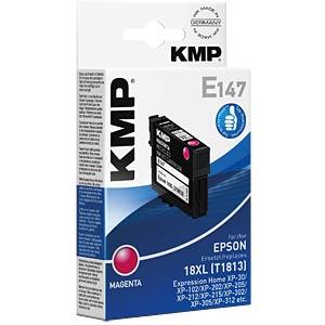Tinte - Epson - magenta - T1813 - refill KMP PRINTTECHNIK AG 1622,4006