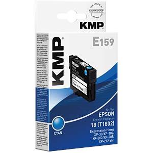 Tinte - Epson - cyan - T1802 - refill KMP PRINTTECHNIK AG 1622,4803