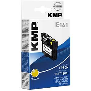 Tinte - Epson - gelb - T1804 - refill KMP PRINTTECHNIK AG 1622,4809