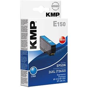Tinte - Epson - cyan - T2632 - refill KMP PRINTTECHNIK AG 1626,4003