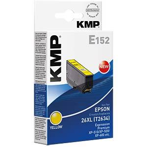 Tinte - Epson - gelb - T2634 - refill KMP PRINTTECHNIK AG 1626,4009