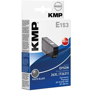 Tinte - Epson - fotoschwarz - T2631 - refill KMP PRINTTECHNIK AG 1626,4041