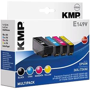 Tinte - Epson - MP - T2636 - refill KMP PRINTTECHNIK AG 1626,4050