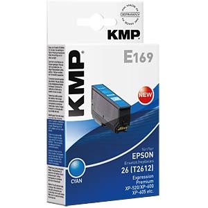 Ink - Epson - cyan - T2612 - refill KMP PRINTTECHNIK AG 1626,4803