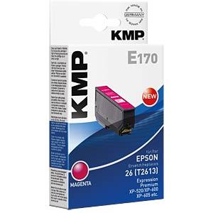 Tinte - Epson - magenta - T2613 - refill KMP PRINTTECHNIK AG 1626,4806