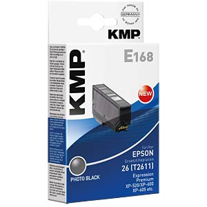 Tinte - Epson - fotoschwarz - T2611 - refill KMP PRINTTECHNIK AG 1626,4841