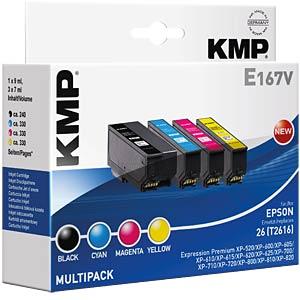 Tinte - Epson - T2616 - refill KMP PRINTTECHNIK AG 1626,4850