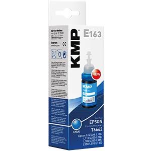 Tinte - Epson - cyan - T6642 - refill KMP PRINTTECHNIK AG 1629,0003