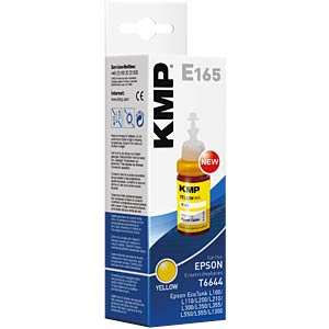 Tinte - Epson - gelb - T6644 - refill KMP PRINTTECHNIK AG 1629,0009