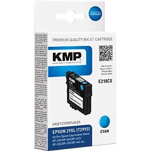 KMP 1632,4003 - Tinte - Epson - cyan - 29 - refill