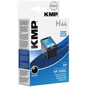 Tinte - HP - schwarz - 300XL - refill KMP PRINTTECHNIK AG 1710,4411
