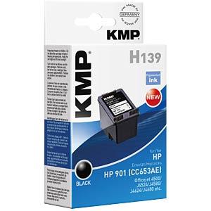 Ink — HP — black — 901 — refill KMP PRINTTECHNIK AG 1711,4831