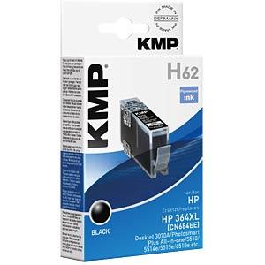 Tinte - HP - schwarz - 364XL - refill KMP PRINTTECHNIK AG 1712,0001