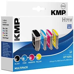 Tinte - HP - MP - 940XL - refill KMP PRINTTECHNIK AG 1715,4005