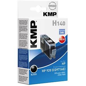 Tinte - HP - schwarz - 920 - refill KMP PRINTTECHNIK AG 1717,8051