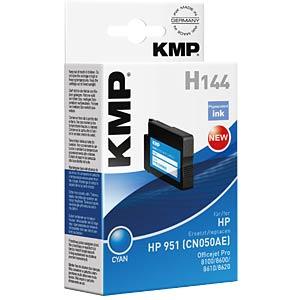 Tinte - HP - cyan pig. 951 - refill KMP PRINTTECHNIK AG 1723,4803