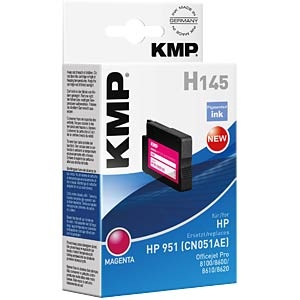 Tinte - HP - magenta pig. 951 - refill KMP PRINTTECHNIK AG 1723,4806