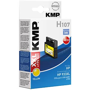 Ink - HP - yellow - 933XL - refill KMP PRINTTECHNIK AG 1726,4009