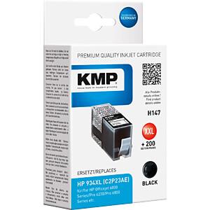 Tinte - HP - schwarz - HP934XL - refill KMP PRINTTECHNIK AG 1743,0001