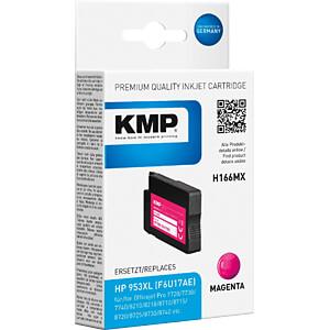 Tinte - HP - magenta - 953XL - refill KMP PRINTTECHNIK AG 1748,4006
