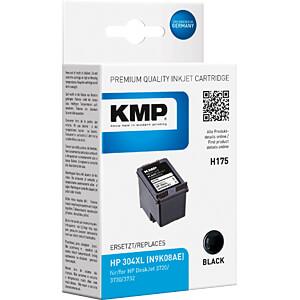 Tinte - HP - schwarz - 304XL - refill KMP PRINTTECHNIK AG 1759,4001