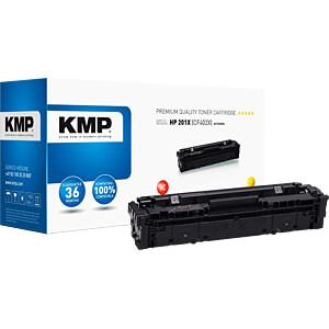 Toner - HP - gelb - 201X - rebuilt KMP PRINTTECHNIK AG 2536,3009