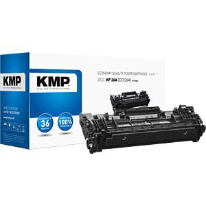 Toner - HP - schwarz - 26A - rebuilt KMP PRINTTECHNIK AG 2539,4000