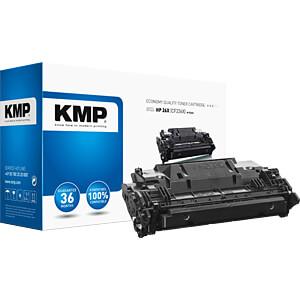 Toner - HP - schwarz - 26X - rebuilt KMP PRINTTECHNIK AG 2539,4300