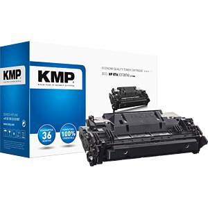 Toner - HP - schwarz - 87A - rebuilt KMP PRINTTECHNIK AG 2540,4000