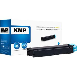 Toner - Kyocera - cyan - TK5150C- rebuilt KMP PRINTTECHNIK AG 2908,0003