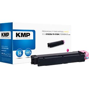 Toner - Kyocera - magenta - TK5150M- rebuilt KMP PRINTTECHNIK AG 2908,0006
