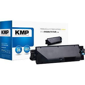 Toner - Kyocera - schwarz - TK5140K- rebuilt KMP PRINTTECHNIK AG 2910,0000