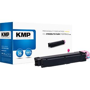 Toner - Kyocera - magenta - TK5160M - rebuilt KMP PRINTTECHNIK AG 2920,0006