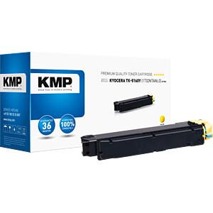 Toner - Kyocera - gelb - TK5160Y - rebuilt KMP PRINTTECHNIK AG 2920,0009