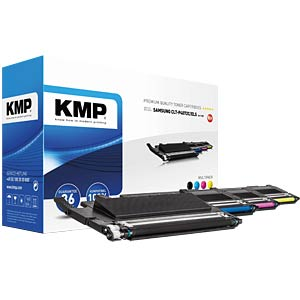 Toner - Samsung - MP - CLT-P4072C -komp. KMP PRINTTECHNIK AG 3502,0005