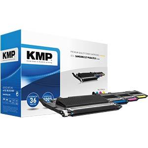 Toner - Samsung - MP - CLT-P406C - komp. KMP PRINTTECHNIK AG 3510,0005
