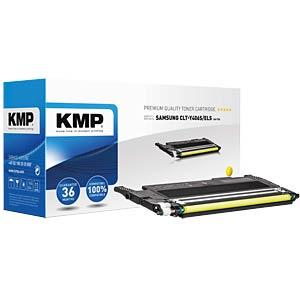 Toner - Samsung - gelb - CLT-Y406S - komp. KMP PRINTTECHNIK AG 3510,0009