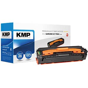 Toner — Samsung — yellow — CLT-Y504S — comp. KMP PRINTTECHNIK AG 3511,0009