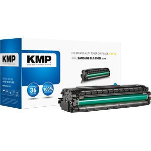 Toner - Samsung - cyan - CLT-C505L - rebuilt KMP PRINTTECHNIK AG 3523,0003