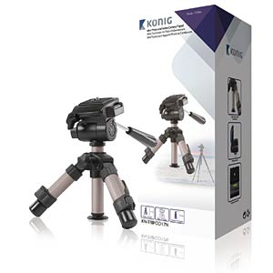 Mini photo and video camera tripod KÖNIG KN-TRIPOD17N