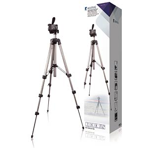 Lightweight photo and video tripod KÖNIG KN-TRIPOD19N