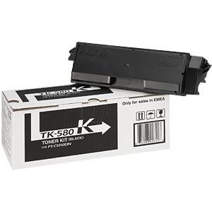 Toner - Kyocera - schwarz - TK-580 - original KYOCERA 1T02KT0NL0