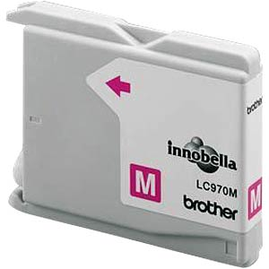 Tinte - Brother - magenta - LC970 - original BROTHER LC970M