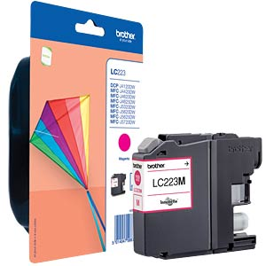 Tinte - Brother - magenta - LC223 - original BROTHER LC223M