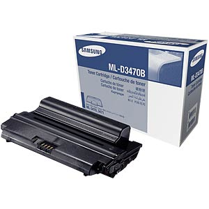 Toner - Samsung - schwarz - original SAMSUNG ML-D3470A/EUR