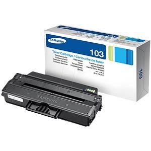 Toner - Samsung - schwarz - D103L - original SAMSUNG MLT-D103L/ELS