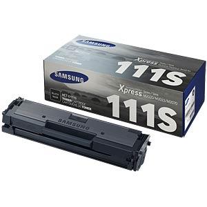 Toner - Samsung - schwarz - D111S - original SAMSUNG MLT-D111S/ELS