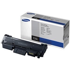 Toner - Samsung - schwarz - D116L - original SAMSUNG MLT-D116L/ELS