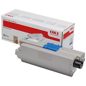 Toner - OKI - schwarz - C331 - original OKI 44469803