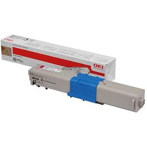 Toner - OKI - magenta - C301/302 original OKI 44973534